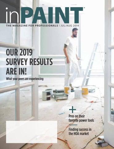 inPAINT Magazine July/August 2019 by REM Publishing Group - issuu