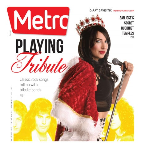 Metro Silicon Valley July 10-16 2019 by Metro Publishing - issuu