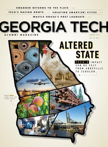 Georgia Tech Alumni Magazine, Vol  95 No  2, Summer 2019 by Georgia