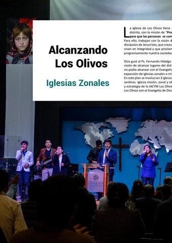 Page 2 of Boletín LED Edición Julio