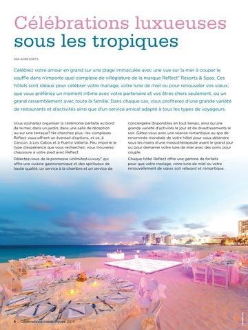 Page 6 of Célébrations luxueuses sous les tropiques