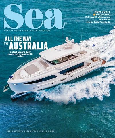 August 2019 - Sea Magazine Digital Edition by Duncan