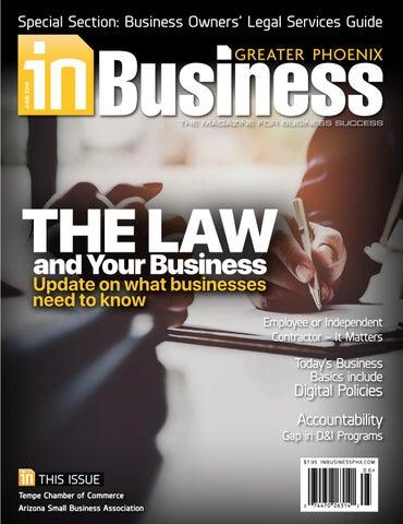 In Business Magazine June 2019 by InMedia - issuu