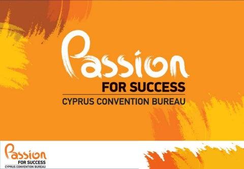 Cyprus Tourism Organisation - Cyprus Convention Bureau presentation