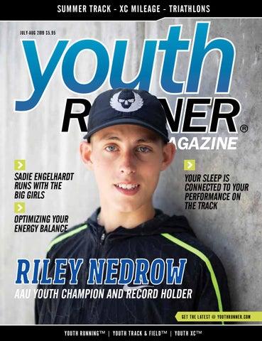 Youth Runner Magazine July August 2019 by Gosportz Media