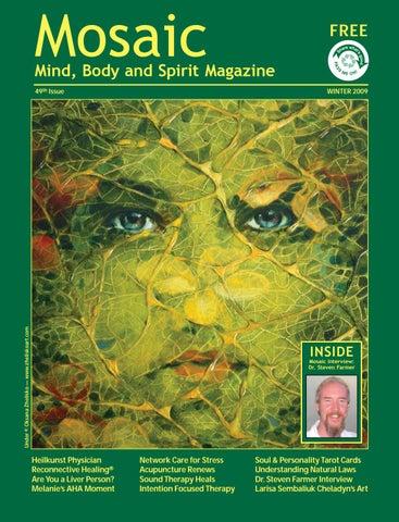 Mosaic-Magazine-Alberta-Winter-2009 by Mosaic Mind, Body and