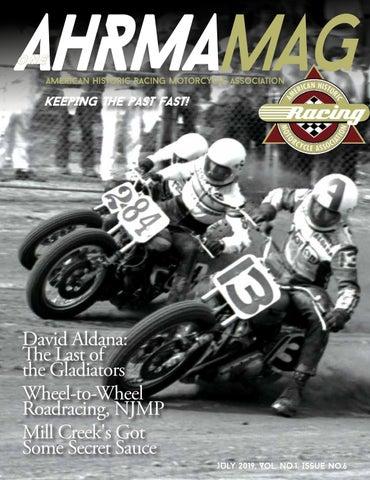 AHRMA Mag Vol  No  1, Issue No  6 by ahrma - issuu