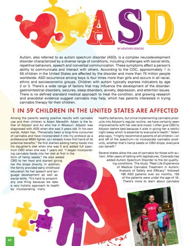 Page 60 of ASD | Autism Spectrum Disorder