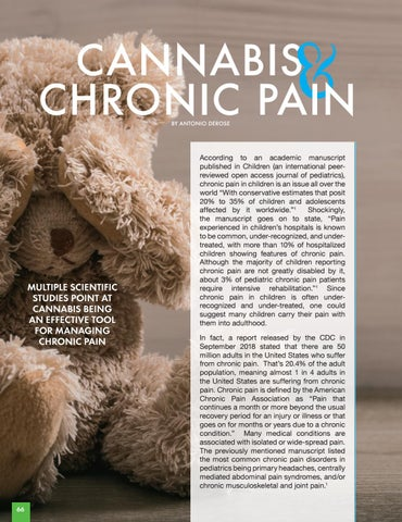 Page 66 of Cannabis & Chronic Pain