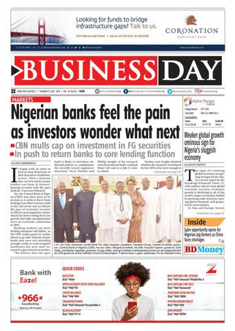BusinessDay 15 Jul 2019 by BusinessDay - issuu