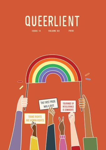 Issue 14 - Queerlient by Salient - issuu