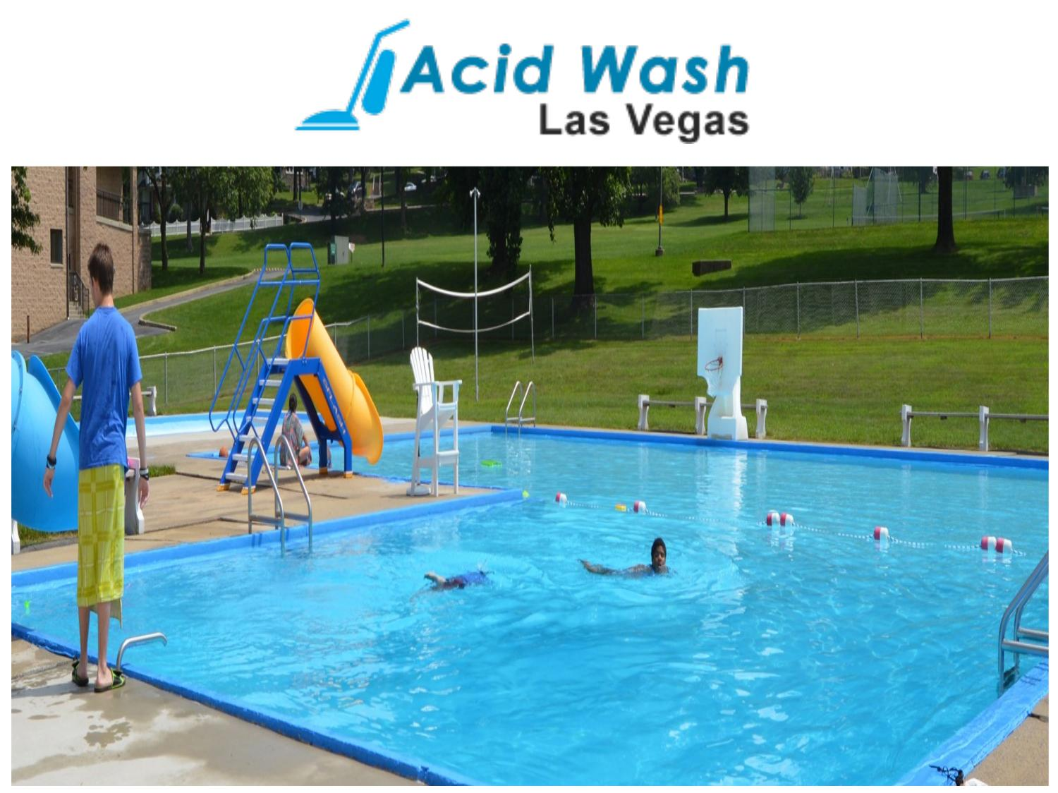 Professional Pool Services in Las Vegas - Pool Services in ...