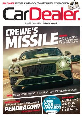 Car Dealer Magazine Issue 137 By Blackballmedia Issuu
