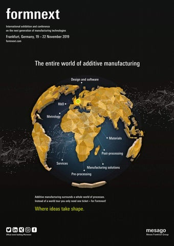 Page 110 of Additive Manufacturing at HP: A new 'centre of excellence' supports the move to volume production