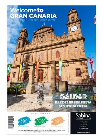 Calendario Romerias Gran Canaria 2020.Welcome To Gran Canaria Nº 73 July Julio 2019 By Welcome