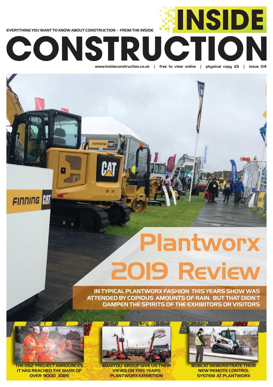 Inside Construction Magazine - Issue 04