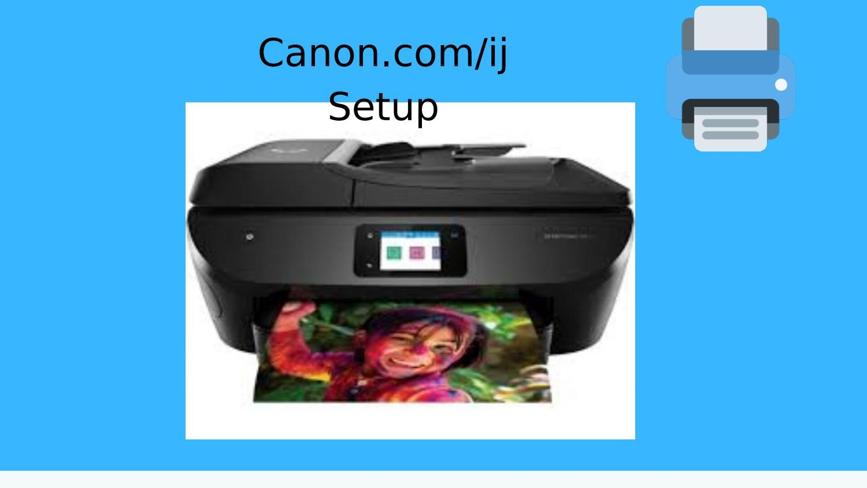 Steps to setup canon printer via canon.com/ij by ashwani.zlato   issuu