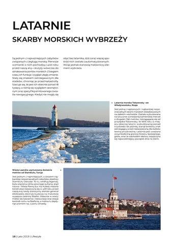 Page 18 of Latarnie - skarby morskich wybrzeży