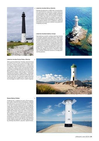 Page 19 of Latarnie - skarby morskich wybrzeży