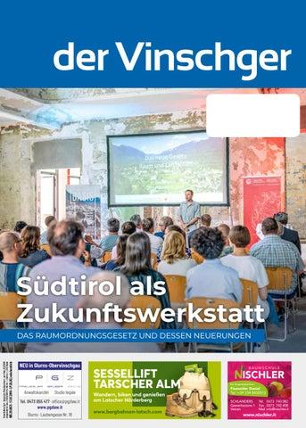 Südtirol als Zukunftswerkstatt by GmbH issuu