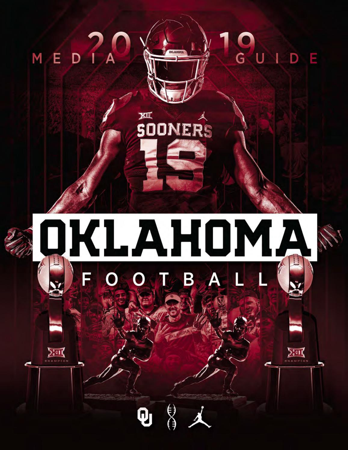 2019 Ou Football Media Guide By Ou Athletics Issuu