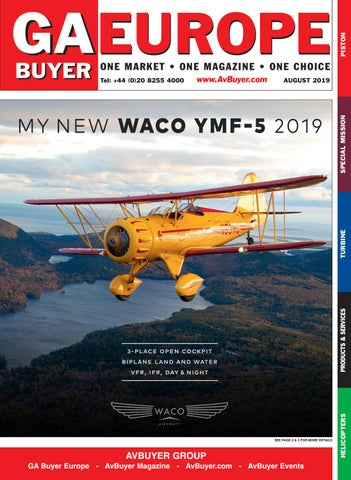 GA Buyer Europe August 2019 by AvBuyer Ltd  - issuu