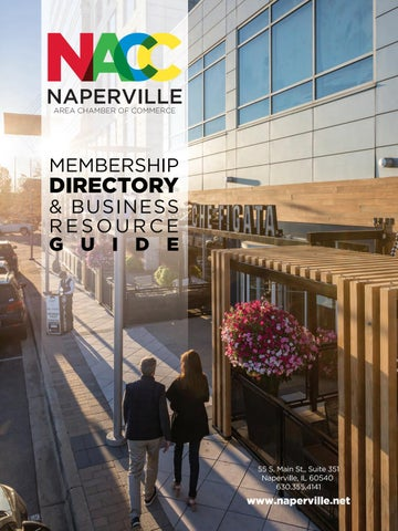 Naperville IL Chamber and Community Guide - Town Square