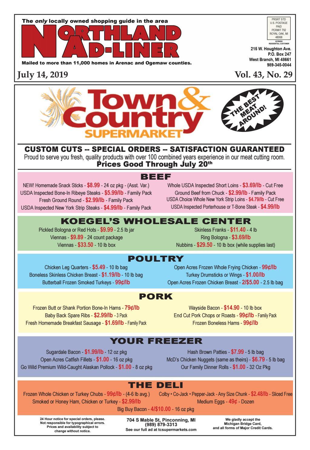 Ogemaw County Fair 2020.Ad Liner 29 19 By Sunrise Issuu