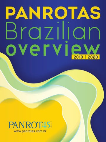 Brazilian Overview 2019/2020 by PANROTAS Editora - issuu