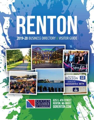 Renton WA Digital Publication - Town Square Publications