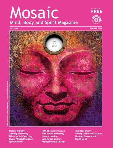 Mosaic-Magazine-Alberta-Summer-2012 by Mosaic Mind, Body and