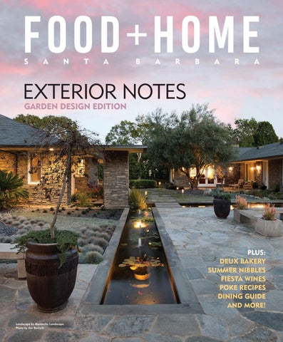 Food Home Magazine Summer 2019 By City Creative Group