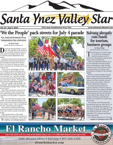 bf960620ef5dc Santa Ynez Valley Star July B 2019 by Santa Ynez Valley Star - issuu