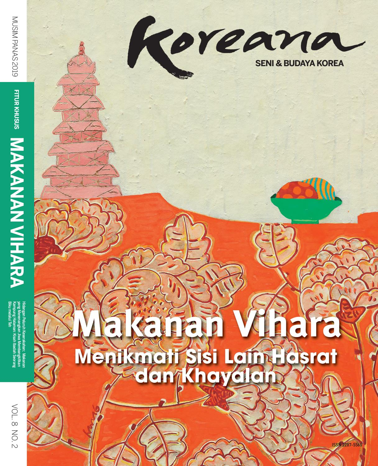 2019 Koreana Summer Indonesian By The Korea Foundation Issuu
