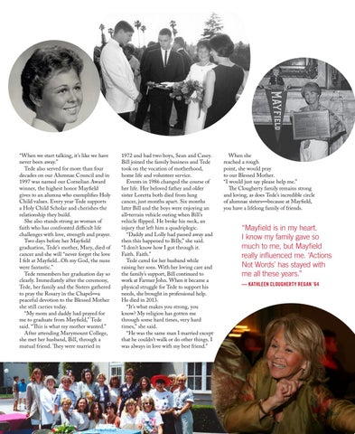 Page 53 of 2019 Benefit Honoree: Kathleen Clougherty Regan '64