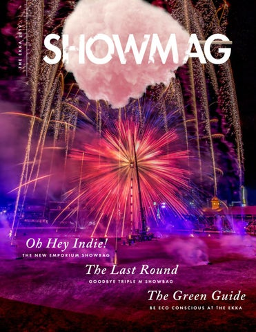 2019 Ekka ShowMAG   brought to you by Chicane Showbags by