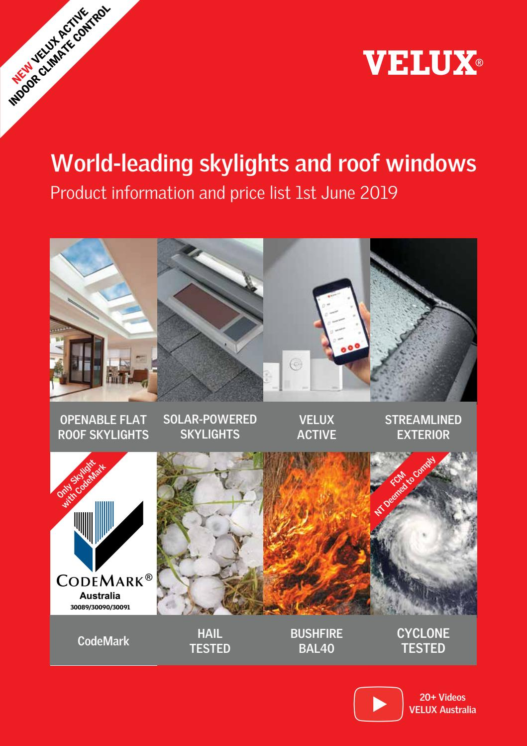 Velux SHORT SKYLIGHT CONTROL ROD 60cm Aluminium Easy To Store
