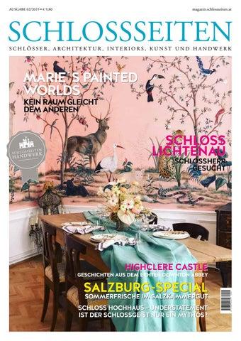 Summer Issue Schlossseiten 2019 by Schlossseiten issuu
