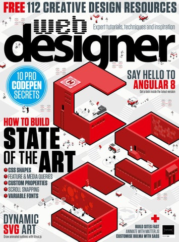 Web Designer 290 (Sampler) by Future PLC - issuu