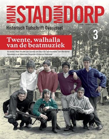 Page 1 of Lees nu MijnStadMijnDorp Historisch Tijdschrift Overijssel