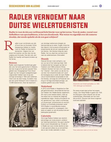 Page 21 of Radler vernoemt naar Duitse wielertoeristen