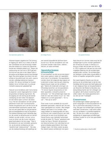 Page 23 of Apostelen in de Walstraat te Deventer
