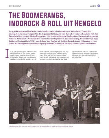 Page 9 of The Boomerangs, indorock & roll uit Hengelo