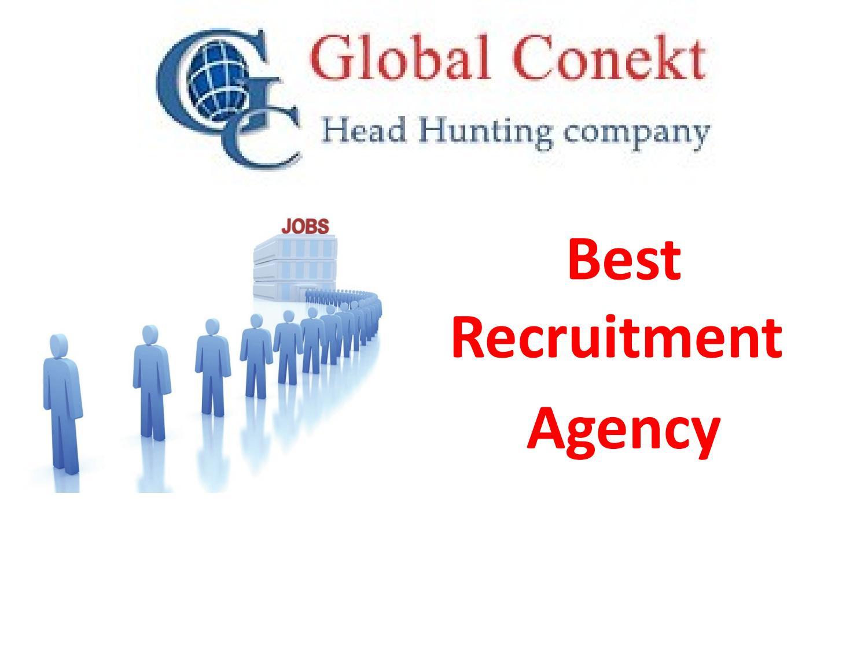 Global conekt -Best Recruitment Agency in Abu Dhabi by