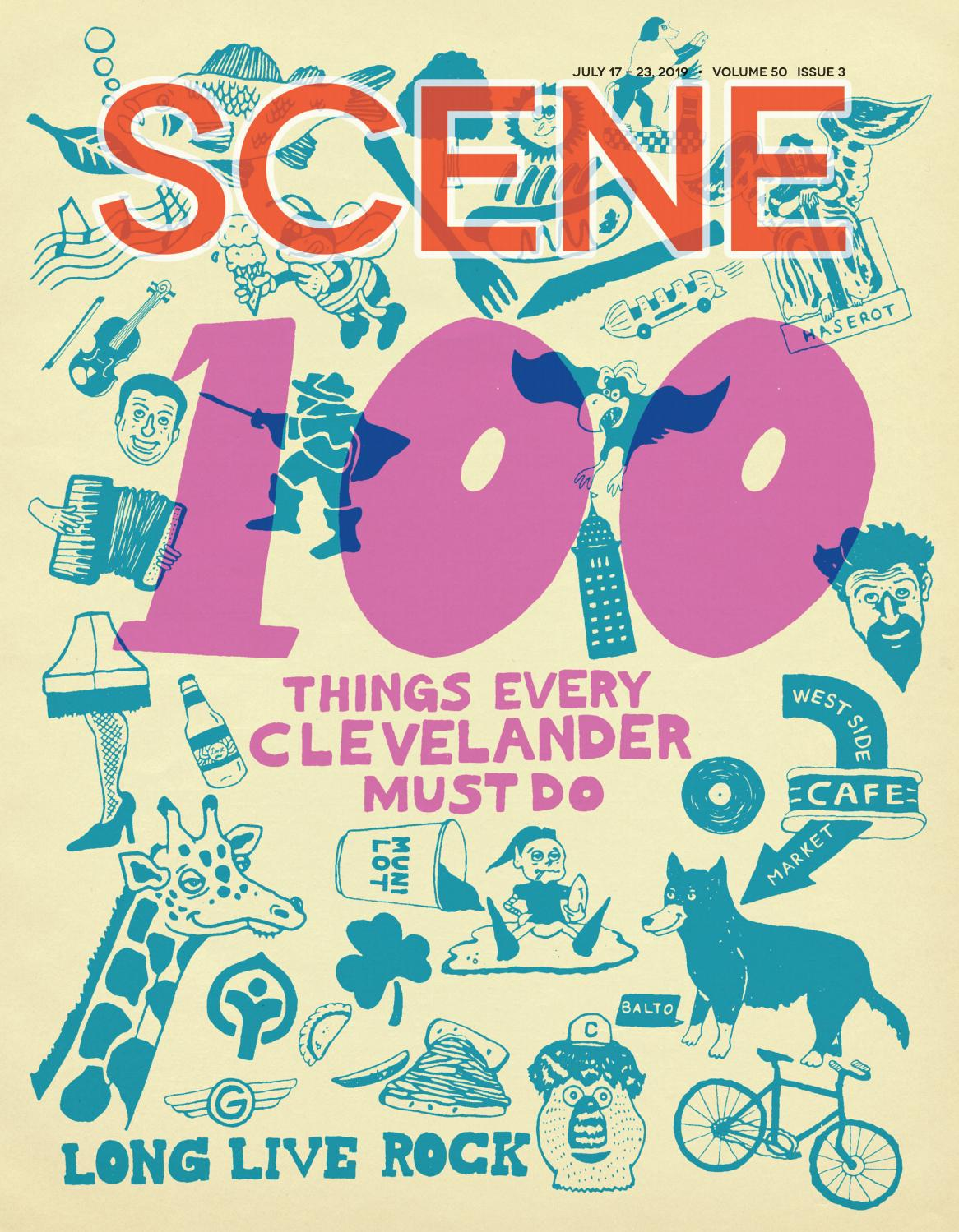 Scene July 17, 2019 by Euclid Media Group - issuu