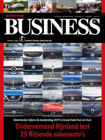 Rijnstreek Business, nummer 2 maart 2019 by Rijnstreek