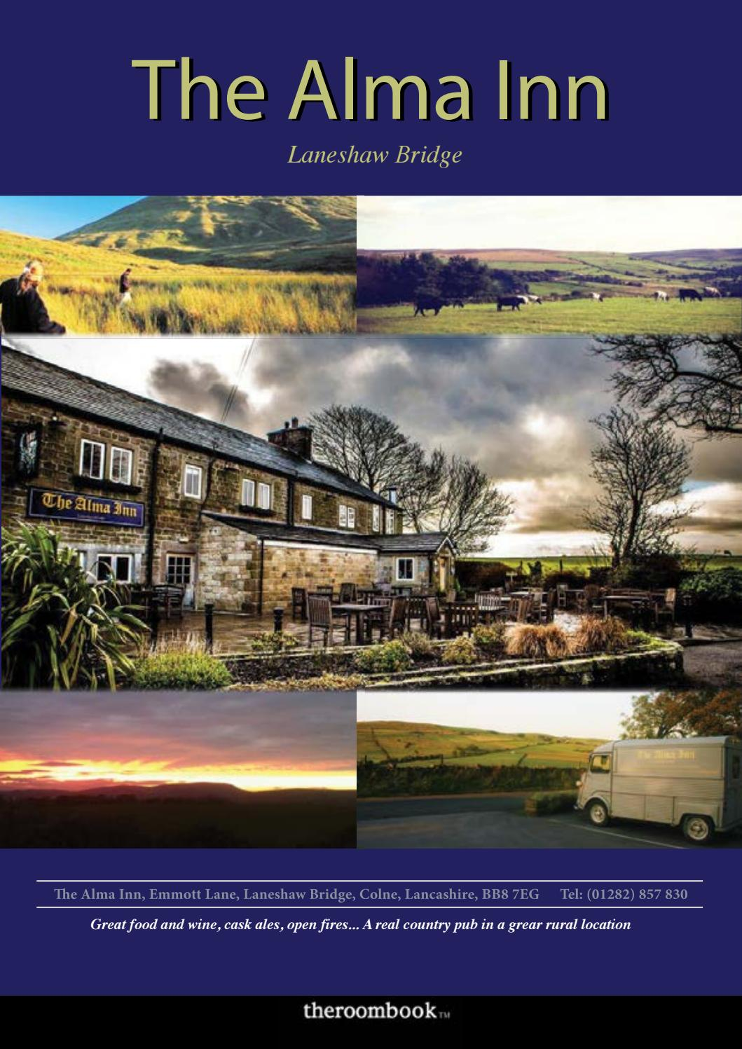 Pendle And Burnley Alma Inn By Theroombook Issuu