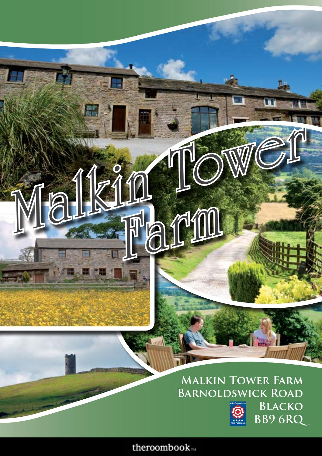 Pendle And Burnley Malkin Tower Farm By Theroombook Issuu