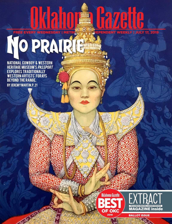 No prairie by Oklahoma Gazette - issuu