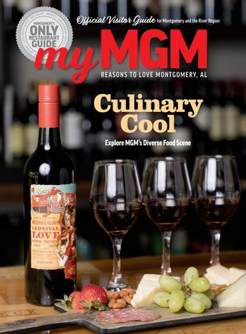 Montgomery and the River Region Visitor Guide - July 2019